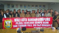 Pemkot Bandar Lampung Rapat Persiapan Bantuan Tenaga Medis Untuk Korban Gempa dan Tsunami.