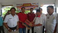Pemkot Bandar Lampung Salurkan Bantuan Korban Bencana di Lamsel