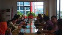 Pemkot dan BMKG Lampung Gelar Rapat Bahas Kondisi Cuaca Terkini