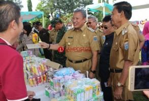Pemkot Metro Gelar Pasar Rakyat Bersubsidi di 5 Kecamatan