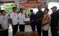 Pemkot Palembang Salurkan Bantuan untuk Korban Tsunami