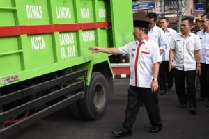 Pemkot Tambah 5 Armada Pengangkut Sampah