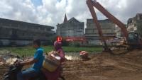 Pemkot Targetkan Pengerjaan Pasar SMEP Selesai Akhir Tahun Ini