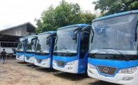 Pemkot Tunggu Realisasi Bantuan 10 Unit Bus dari Pusat