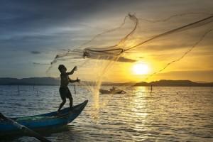 Pemprov Ajukan Ke Pusat Bantu Nelayan Korban Tsunami Lamsel
