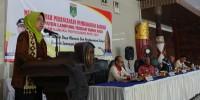 Pemprov Kucurkan Rp104 Miliar untuk Pembangunan Jalan dan Jembatan di Lamteng