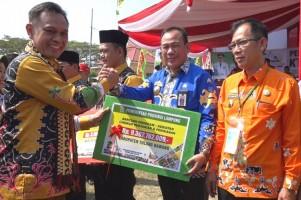 Pemprov Lampung Alokasikan Rp9,3 Miliat untuk Pertanian Tulangbawang