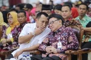 Pemprov Lampung Telah Canangkan Program Gerbang Pelana dan Gerbang Saburai