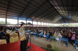 Pemprov Lampung Upayakan Terus Tingkatkan Infrastruktur Mesuji