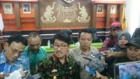 Pemprov Lampung - PT. JJJ Komitmen Bikin Lampung Fair Berkelas