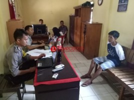 Pemuda Cabul Diamankan Petugas Saat Pulang ke Rumah Usai Bersembunyi dari Pulau Jawa