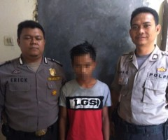 Pemuda Perampas Ponsel di Tulangbawang Tengah Diringkus Polisi