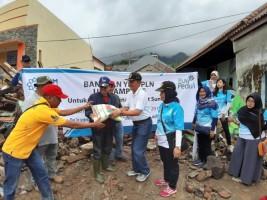 Pemulihan Kelistrikan Daerah Terdampak Tsunami Capai 50%
