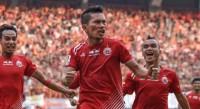 Penalti Ismed SofyanPastikan Persija ke Semifinal