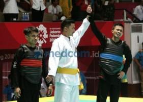 Pencak Silat Sapu Bersih 8 Emas di Asian Games