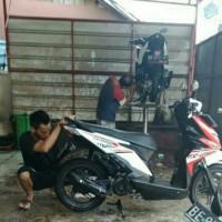 Pencurian Motor di Cungkeng,Hilang di Teras rumah