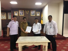 Pendamping Desa 13 Kabupaten di Lampung dapat Jaminan Sosial BPJSTK