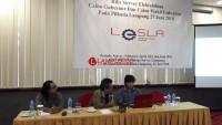 Pendidikan Politik di Lampung Cenderung Gagal