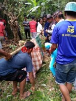 Penemuan Mayat yang Terbakar Gegerkan Warga Kampung Gistang