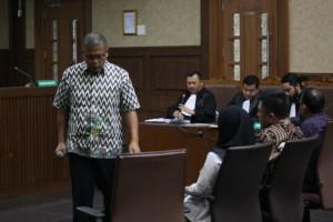 Penerima Suap Proyek SPAM Lampung Divonis 6 Tahun