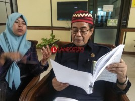 Pengadilan Minta Pencemar Teluk Lampung Dieksekusi