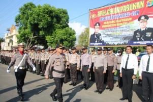 Pengamanan Mudik Lebaran, Polres Metro Terjunkan 159 Personel