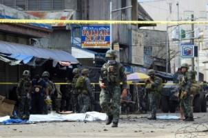Pengeboman di Gereja Filipina, 20 Tewas
