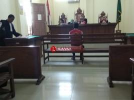 Pengedar Sabu 0,6 Gram Dihukum 5 Tahun Penjara