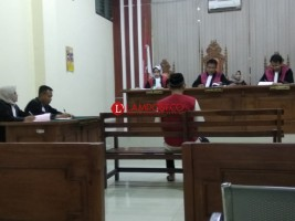 Pengedar Sabu Divonis 8,5 Tahun Penjara