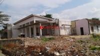 Pengerjaan Gedung UPTD Metrologi Legal di Lampura Baru70 %
