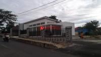 Pengerjaan Gedung UPTD Metrologi Legal di Lampura Capai 90%