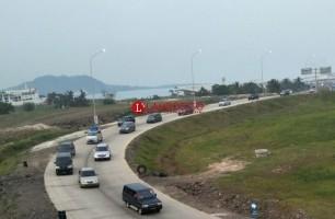 Pengguna Tol Baterpang Capai 10 Ribuan Kendaraan Setiap Hari