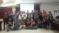 Pengprov Perbasi Lampung Ikuti Workshop Menuju Pra-PON