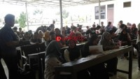 Pengumuman CPNS, Pembuatan SKCK di Polres Lamtim Meningkat Drastis