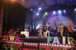 Pengunjung Liwa Fair Mencapai 78.623 Orang