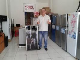 Penjualan Barang Elektronik Awal Semester II Melemah
