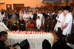Penuh Duka Mendalam, SBY Ceritakan Detik-detik Terakhir Bersama Istri