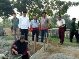 Penuhi Kebutuhan Warung Kecil, Desa Kedaung Bangun Wardes