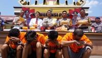 Penyelundupan 9 Kg Sabu Ternyata Dikendalikan Napi Tanjung Gusta