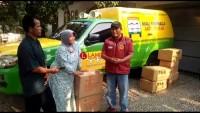 Perahu Pustaka Bakauheni Terima Bantuan dari YPPI