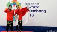 Peraih Emas Pencak Silat Ucapkan Terima Kasih ke Prabowo