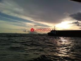Perairan Laut Lampung Aman dari Gelombang Tinggi