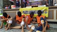 Perampok Indomaret Spesialis Jarah Toko Waralaba