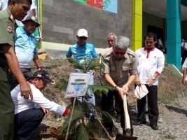 Perbaiki Hutan, Pemprov-PLN Tanam 1.000 Pohon