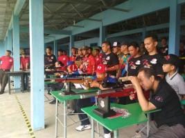 Perbakin Lampung Apresiasi Kejurnas Kobel SC Lampung Cup # 2
