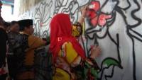 Percantik Flyover dengan Lukis Mural, Libatkan 1.500 Pelajar SMP Se-Bandar Lampung