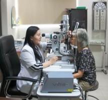 Perdami Lampung Adakan Periksa Mata Gratis di CFD
