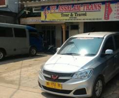 Peremajaan Mobil,PT Assalam Trans Gunakan Wuling Confero
