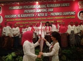 Perempuan Lampung Siap Menangkan Joko Widodo di Pilpres 2019