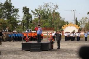 Peringatan Hari Koperasi, Edward Antony Bacakan Sambutan Menteri Koperasi dan UKM